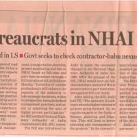 role-of-bureaucrats-in-nhai